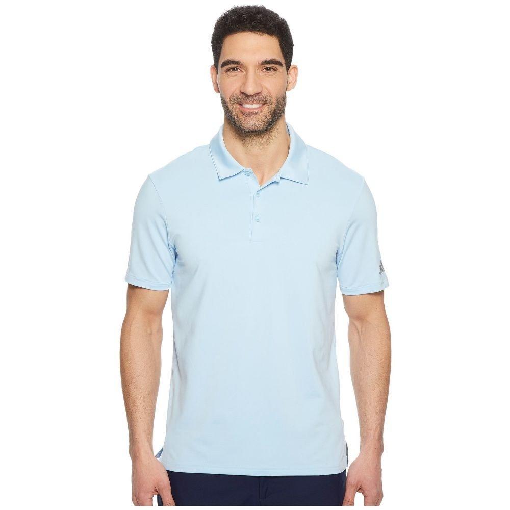 (アディダス) adidas Golf メンズ トップス ポロシャツ Ultimate Solid Polo [並行輸入品]   B07MLTZCQJ