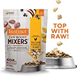 Instinct Freeze Dried Raw Boost Mixers Grain Free Cage Free Chicken Recipe All Natural Cat Food Topper by Nature's Variety, 6 oz. Bag Larger Image