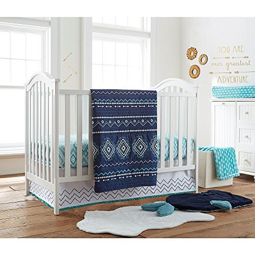 Levtex Baby Phoenix 4 Piece Crib Bedding Set [並行輸入品]   B07J9K2N74