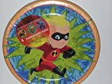 The Incredibles Dessert Plates, 8ct
