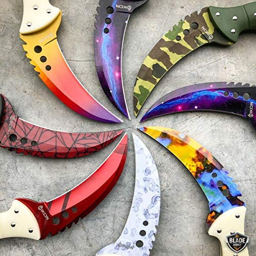 Amazon.com: CS: GO Counter Strike - Cuchillo de cuchilla ...