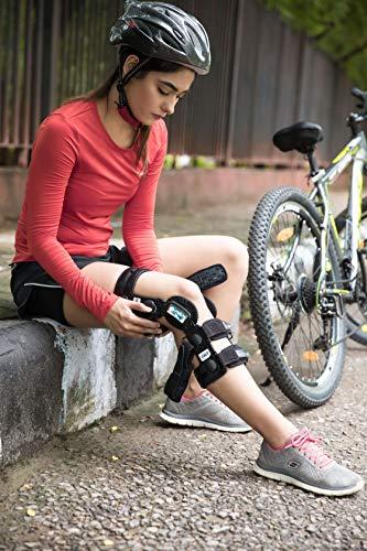 86a9eebdffec2 Z1 K6 Knee Brace - Best Knee Brace for Men & Women - Knee Support for  Running & Sports/ACL & Ligament Injuries/OA Arthritis/Knee Joint Pain  Relief - ...