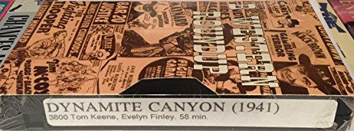 (Dynamite Canyon [VHS])