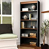 Best  - Bestar Innova HomePro 92000 Bookcase, Tuscany Brown/Black Review