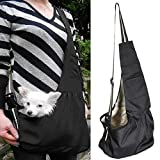 Pet Wallets Carrying Bag Waterproof Sling Carry Dog Papoose Carrie for Outdoor Travel Puppy Carrying Walking Subway