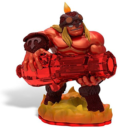 Lucky Donk Skylanders Trap Team Trap Master Ka-Boom Character Boom Time Ages 6+ by Activision + Free Sticker -