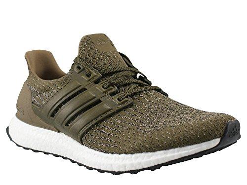 Adidas Mens Ultraboost Groen (maden / Wormen / Caqtra)