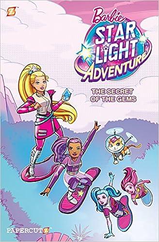 Amazon Barbie Starlight Adventure 1 9781629916101 The Mattel Brands Tini Howard Jules Rivera Books