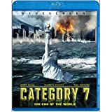 NEW ON BLU-RAY CATEGORY 7: THE END OF THE WORLD As a deadly Category 6 storm descends upon the Earth, unleashing violent winds, hurricane force pressure, and devastating tornadoes, officials scramble to pinpoint the cause. Though global warming is su...