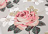 Canvaslife Pink Rose Pattern 13 inch Canvas Laptop