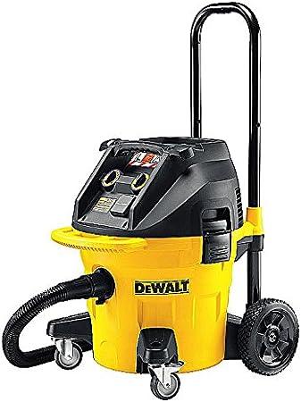 DeWalt DWV902L de la Industria Aspiradora en seco y húmedo: Amazon ...