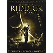 Riddick Trilogy (Pitch Black / The Chronicles of Riddick: Dark Fury / The Chronicles of Riddick) (2000)