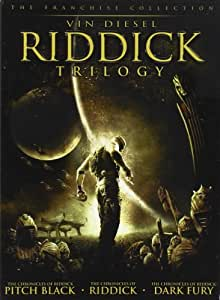 Riddick Trilogy (Pitch Black / The Chronicles of Riddick: Dark Fury / The Chronicles of Riddick)