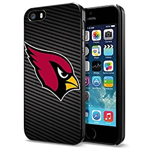 Arizona Cardinal , Cool iPhone 5 5s Smartphone Case Cover Collector iphone Black
