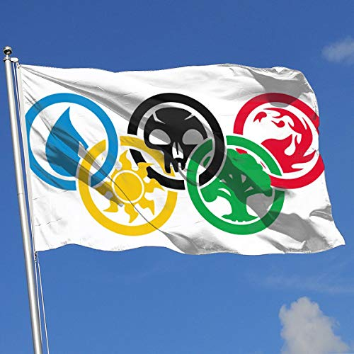 Magic Gathering Olympics Flag 3x5-Flags 90x150CM-Banner 3'x5' FT