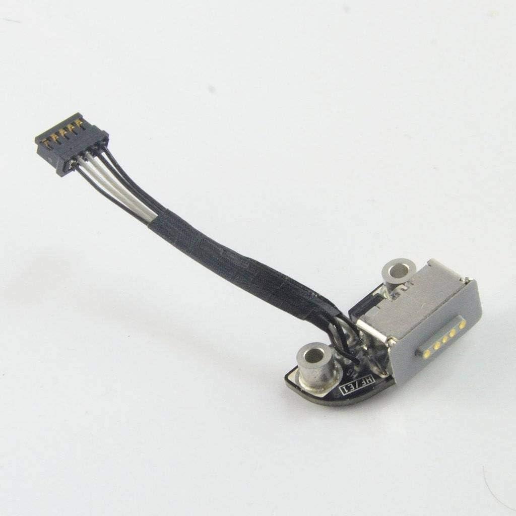 KissU DC-in Power Board Jack for MacBook Pro 15 Inch A1286 MacBookPro5,3 Mid 2009 MB985LL//A MB986LL//A MC118LL//A