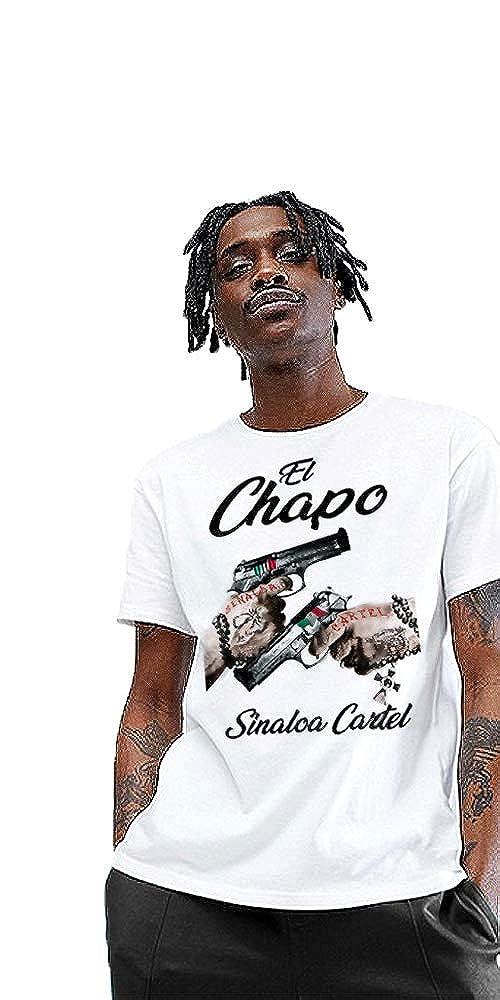 Amazon.com: El Chapo T-Shirt Sinaloa Cartel Hitman Scorpian ...