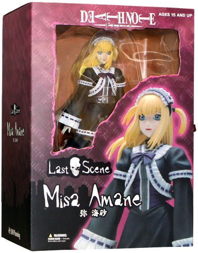 Death Note: Last Scene Misa Amane PVC Figure by Jun Planning
