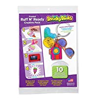Shrinky Dinks Creative Pack 10 hojas Frosted Ruff n 'Ready