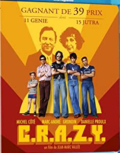 C.R.A.Z.Y. [Blu-ray] (Version française)