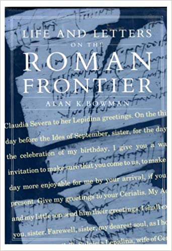 Buy life and letters on the roman frontier vindolanda and its buy life and letters on the roman frontier vindolanda and its people book online at low prices in india life and letters on the roman frontier stopboris Gallery