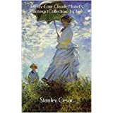 Twenty-Four Claude Monet's Paintings (Collection) for Kids