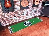 MLB - Seattle Mariners Golf Putting Green Mat
