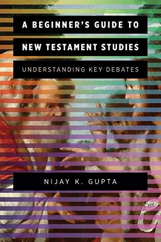 Beginner's Guide to New Testament Studies