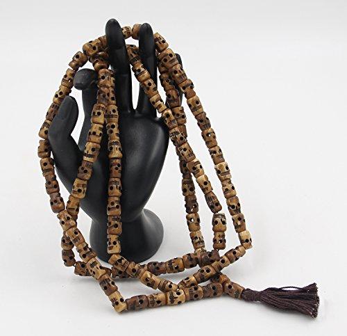 Yak Bone Beads - 7