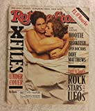 David Duchovny & Gillian Anderson - The X Files - Rolling Stone Magazine - #734 - May 16, 1996