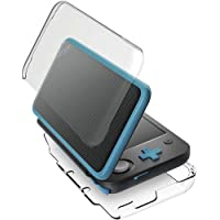 HORI nintendo 新款2ds XL duraflexi 保护器透明 hori- 官方*出品 nintendo–nintendo 2ds