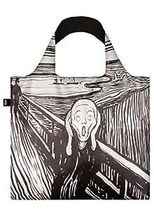 LOQI Museum Edvard Munch the Scream 1895 Shopping/Tote Bag