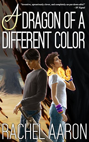 A Dragon of a Different Color (Heartstrikers Book 4) (Dragons Luck Good)