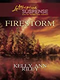 Firestorm (Love Inspired Suspense)