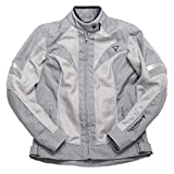 Triumph Ladies Textile Mesh Motorcycle Jacket MUSS15160 (Small)