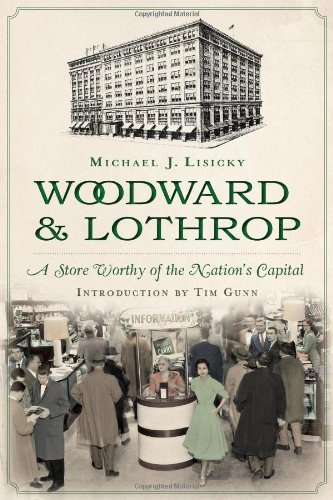 Woodward   Lothrop   A Store Worthy Of The Nations Capital  Landmark Department Stores   Landmarks