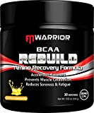 BCAA REBUILD Muscle Recovery, High-Potency 2:1:1 Anti-Catobolite Formula [30 Serv] to Acclerate Recovery, Reduce Soreness & Prevent Catabolism [Citrus Lemonade] 10.8oz BCAAs Powder 0-Cal No-Sugar Review