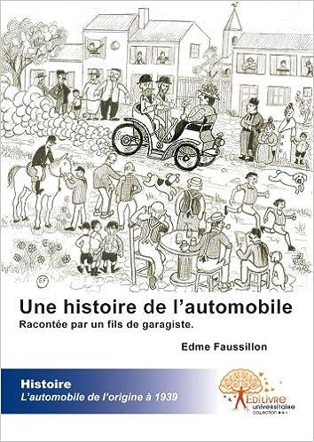 En ligne Une histoire de l'automobile epub, pdf