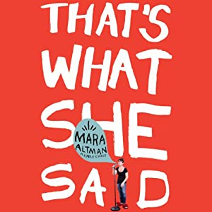 That's What She Said Audiobook