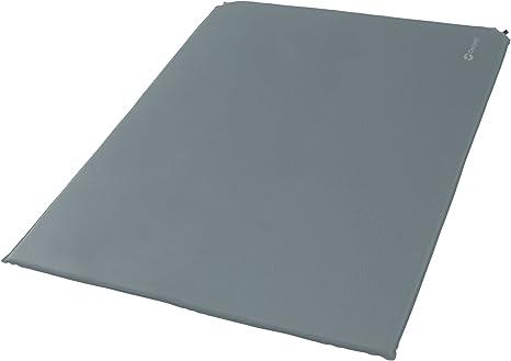 Outwell Sleepin Double Selbstaufblasende Matte 7,5cm 2020 Matten schwarz