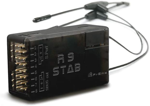 FrSky R9 STAB OTA Long-Range and Stabilization Receiver