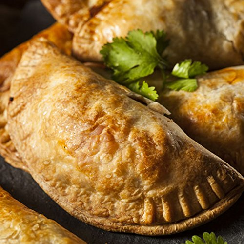Argentinian Empanadas & Sofrito Meal Kit by Takeout Kit (Dinner for 4) by Takeout Kit