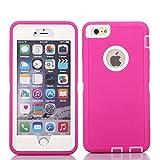 iPhone 6 Plus/6S Plus Case, Crosstree Heavy Duty Shockproof Series Case for iPhone 6 Plus /6S Plus (5.5