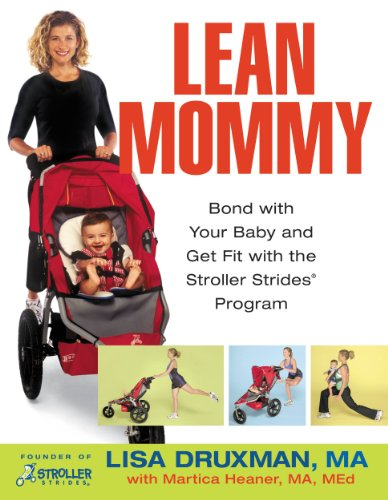 Mommy And Baby Stroller Workout - 2