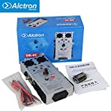 Alctron DB-4C High Definition Network Audio Cable Circuit Tester Tool (1/4-Inch, 1/8-Inch, XLR, Speakon, RCA)