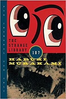 Image result for the strange library