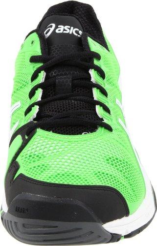 Zapatillas De Tenis Asics Para Hombre Gel-solution Speed neon Verde / Blanco / Negro