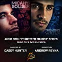 Treading Water: Forgotten Soldier, Book 2 Audiobook by Jessie G Narrated by Andrew Reyna, Casey Hunter