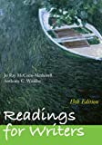 img - for Readings for Writers book / textbook / text book