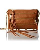 Rebecca Minkoff Mini 5 Zip Cross-Body Bag